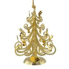 ChemArt 25 Collectible Keepsakes Christmas Tree Holiday Ornament