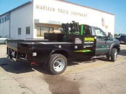 service body gooseneck hauler madison truck equipment
