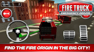 100 Fire Truck Driver 2 Emergency 018 Android Gameplay YouTube