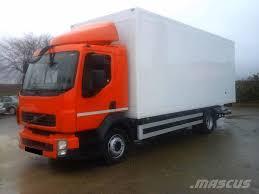 Volvo FL 240 - Box Body Trucks, Year Of Manufacture: 2007 - Mascus UK