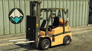100 Powered Industrial Truck Forklift GTA Wiki FANDOM Powered By Wikia