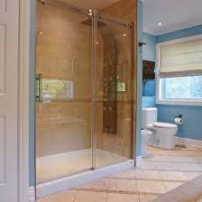 install a preformed shower base 1 rona