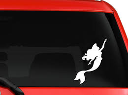 Car Styling For Car Styling Ariel The Little Mermaid 6