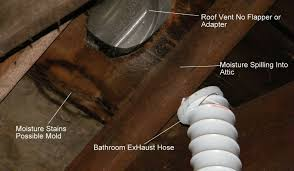 roof install soffit vent ductwork bathroom vent fan amazing roof
