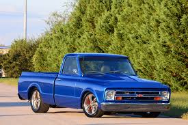 100 C10 Chevy Truck This 1967 Went From The Pasture To The Passing Lane