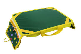 Walmart Cushioned Lap Desk by Amazon Com Kids On The Go Art Lap Desk Toys U0026 Games