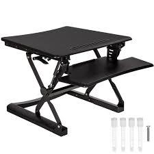 bureau assis debout support de table assis debout de bureau poste de travail