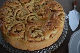 apfel zimtschnecken kuchen der kuchenbäcker