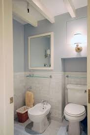 French Montana Marble Floors by Daltile Subway Tile Bathroom Eclectic With Baseboard Chair Rail