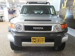 100 Fj Cruiser Truck Wyoming Wyomings Most Trusted Auto Dealership 2011 Toyota