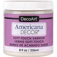 Americana Decor Creme Wax Deep Brown by Decoart Americana Decor Chalky Finish Finishes