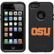 Oregon State OSU Orange design on OtterBox muter Case for