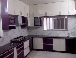 L Shaped Kitchen Designs Indian Homes L Shaped Kitchen Designs