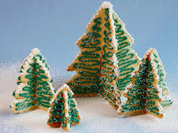 Christmas Tree Cookie Forest Recipe