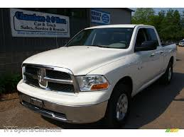 2009 Dodge Ram 1500 SLT Quad Cab 4x4 In Stone White - 797595 ...