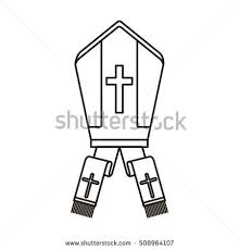 Pope Hat Stock Images Royalty Free Vectors