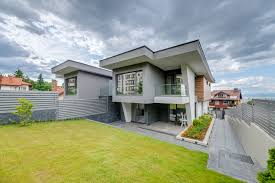 100 A Modern House Open Day Modern House In Dragalevtsi District