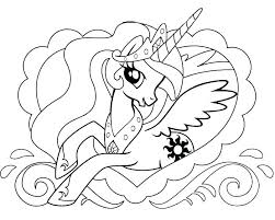 Princess Online Coloring Pages Celestia Co 2d38d68d0bb33560f4c1a3900662a575 24 My Little Pony