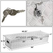 24 , 36 ,48 ,60 , 50 IN ALUMINUM UNDERBODY TRUCK BOX TOOL STORAGE ... 548502 Boxes Weather Guard Us Thor 48truck Storage Lockable Tool Cabinet Trolley Tools Craftsman 221250 48 Portable Alinum Chest Sears Outlet Pickup Truck Bed Trailer Key Lock Box Lund 36 In Flush Mount Box9436t The Home Depot Double Barn Door Underbody Toolbox Buyers Toolboxes Ellipse Xpl Sidemount Full Size Inch Black Powder Trucktoolbox A Division Of Hagerstown Metal Fabricators 17110 18 X Polymer 23166