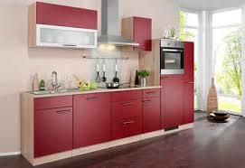 wiho küchen küchenzeile montana mit e geräten breite 300 cm
