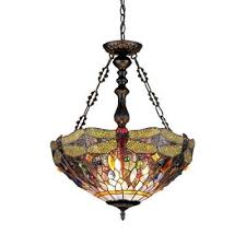 Home Depot Tiffany Style Lamps by 56 Best Tiffany Style Lamps Images On Pinterest Chandeliers