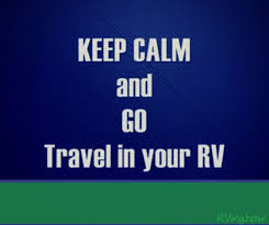 Go Travel In Your RV