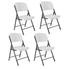 Folding Chair Carts Lifetime by Lifetime 42804 Folding Chair White Granite Pack Of 4 Lazada Ph