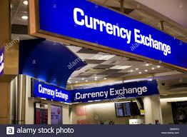 bureau change bureau de change office operated by travelex at heathrow airport