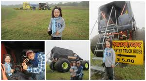 100 We Rode In Trucks Dear Jack In A Real Monster Truck At The Spring Hill Ham