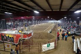 100 Indiana Truck Pullers NTPA Winter Nationals Cloverdale IN