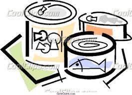 Please clipart canned food 9