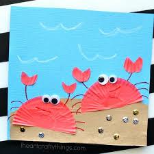Summer Art And Craft Fun Arts Crafts For Preschoolers Ocean Kids Images A Preschool
