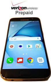 Verizon Prepaid Samsung Galaxy S7 No Contract Unlocked CDMA