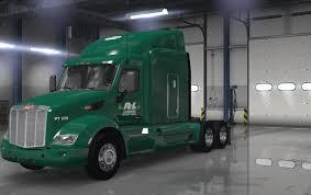 R & L Carriers Peterbilt 579 Mod ATS -Euro Truck Simulator 2 Mods
