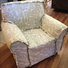 furniture fabulous slipcovers for chairs with arms chair cover