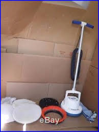 Used Oreck Floor Scrubber by Oreck Floor Buffer Pads
