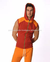 custom sleeveless hoodie custom sleeveless hoodie suppliers and