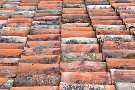 clay roof tiles stock photo image of mediterranean exterior