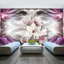 details zu vlies tapeten fototapete orchidee ornament blumen wohnzimmer modern