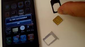Cut SIM to MicroSIM How to guide t mobile verizon AT&T