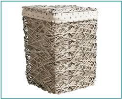 paniere a linge en osier home design architecture cilif