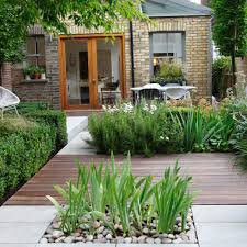 Front Yard Landscaping Ideas With Rocks Tags : Garden With Stones ... Outdoor Living Cute Rock Garden Design Idea Creative Best 20 River Landscaping Ideas On Pinterest With Lava Fleagorcom Natural Landscape On A Sloped And Wooded Backyard Backyards Small Under Front Window Yard Plans For Of 25 Rock Landscaping Ideas Diy Using Stones Interior 41 Stunning Pictures Startling Gardens
