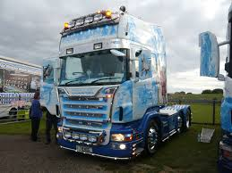 Custom Trucks: Scania Custom Trucks