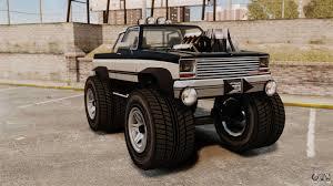 100 Gta 4 Truck Cheats Monster For GTA