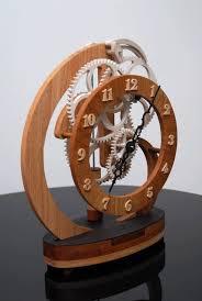 349 best wood grain images on pinterest wooden gear clock