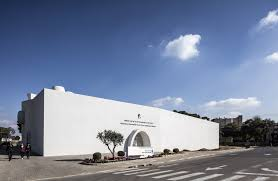 100 Weinstein Architects The Sderot Medical Rehabilitation Center Vaadia