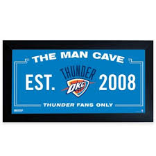 Bed Man Okc by Buy Man Cave Signs From Bed Bath U0026 Beyond