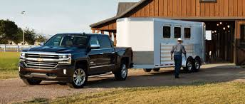 100 Chevy Truck Towing Capacity 2016 Silverado 1500 West Bend WI