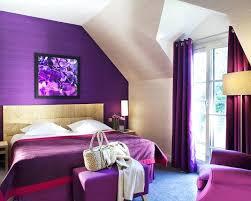chambre violet et deco violette chambre violet idee deco objet deco violet et gris