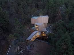 100 Tree House Studio Wood Bengo Chen Hao Qiyunshan Divisare